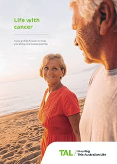 TAL Health Services Guide - Life with cancer