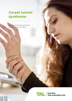 TAL Health Services Guide - Carpal Tunnel Syndrome