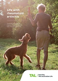 TAL Health Services Guide - Life with rheumatoid arthritis
