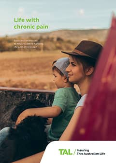 TAL Health Services Guide - Life with chronic pain