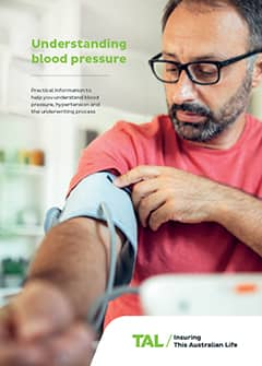 TAL Health Services Guide - Understanding blood pressure