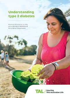 TAL Health Services Guide - Understanding type 2 diabetes