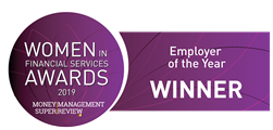 Women in Financial Services Employer of the Year 2019