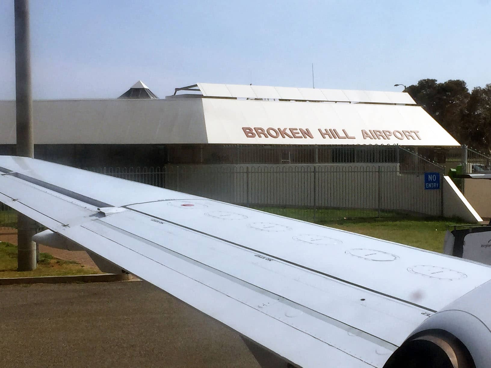Broken Hill Airport